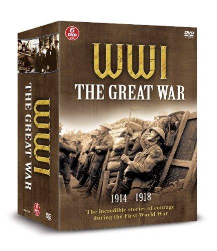 World War I: The Great War [DVD] [UK Import]