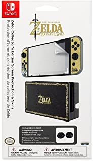 Nintendo Switch Zelda Collector's Edition Screen Protection & Skins by PDP