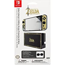 Nintendo Switch Zelda Collector's Edition Screen Protection & Skins (500-016) - Licensing - [Edizione: Germania]