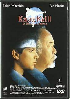 Karate Kid 2 - Entscheidung in Okinawa von John G. Avildsen mit Ralph Macchio, Pat Morita und Danny Kamekona