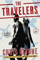The Travelers: A Novel (Random House Large Print) by Chris Pavone (2016-03-08)