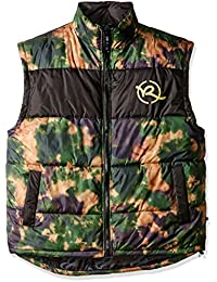 Rocawear Men's Down Outerwear Vest