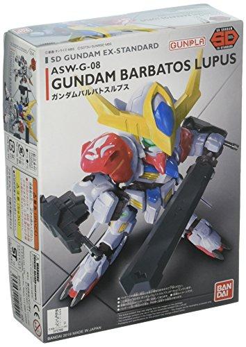 Bandai Hobby SD ex-Standard 014Gundam Barbatos Lupus IBO: 2ª Temporada construcción Kit