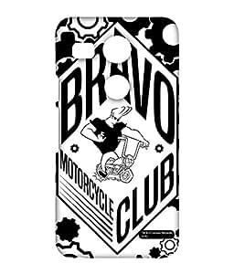 Johnny Bravo On The Bike - Case for LG Nexus 5X