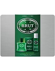 Brut Coffret Cadeau Boîte Acier Original pour Homme