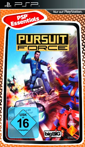 Pursuit Force [Essentials] - [Sony PSP]