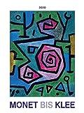 Monet bis Klee 2020