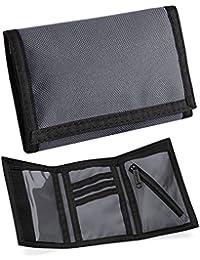 BagBase Ripper Portefeuille BG40avec compartiment à monnaie, emplacement pour carte d'identité