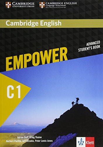 Cambridge English Empower C1. Student's book (print): Für Erwachsenenbildung/Hochschulen