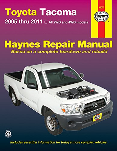 toyota-tacoma-2005-thru-2011-haynes-repair-manual