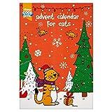 Guten Mädchen-Advents-Katzen-Kalender
