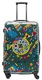 Packenger One World by Della 3er-Koffer, Trolley, Hartschale set in Olivgrün, Größe M, L und XL - 2