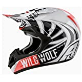 CASCO CROSS/OFF ROAD JUMPER WILD WOLF AIROH TG XS