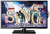 Dyon Sigma 24 Plus 60 cm (23,6 Zoll) Fernseher (HD Ready, Triple Tuner, DVB-T2 H.265/HEVC, DVD)