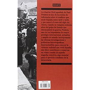 La Guerra Civil Española (edición actualizada) (DEBATE)
