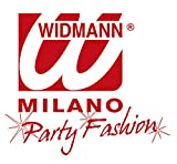 Widmann 44502 - Erwachsenenkostüm American Football Player, gepolstertes Oberteil und Hose, Gröߟe M -