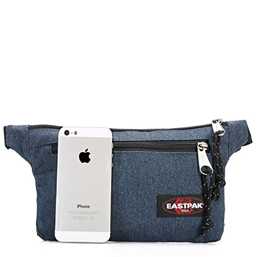 Eastpak Gürteltasche TALKY, 2 liter, Black Double Denim