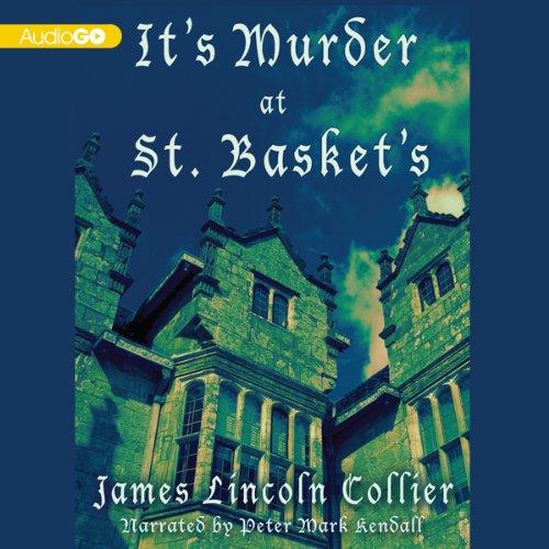 It's Murder at St. Basket's  Audiolibri