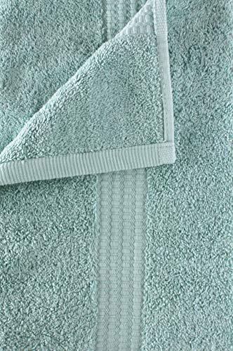 Toalla Premium extra grande de baño 100% Algodón de PimpamTex: Máxima absorción, suavidad y comodidad. Toallas de algodón Premium para uso diario perfectas para el hogar, el gimnasio o la piscina. Se trata de una toalla de gran tamaño fabricada expre...