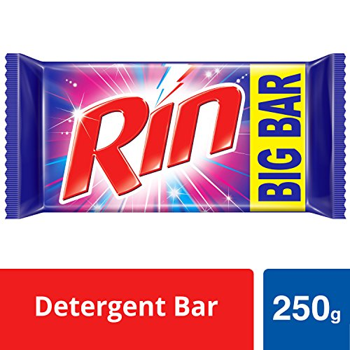 Rin Detergent Bar 250g - Pack of 6