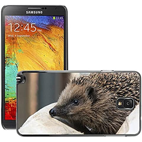GoGoMobile Hot Style-Custodia rigida per cellulare, a forma di riccio, di M00125186 Spur punta, per Samsung Galaxy Note 3 III N9000/N9002/N9005