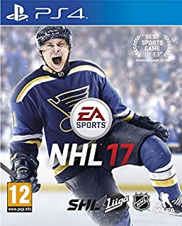 NHL 17 (PS4) (B01GZRAOZ2) | Amazon price tracker / tracking, Amazon price history charts, Amazon price watches, Amazon price drop alerts