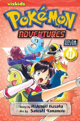 [Pokemon Adventures: 11] (By: Hidenori Kusaka) [published: November, 2013]