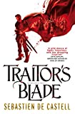 Traitor's Blade (The Greatcoats) by Sebastien de Castell