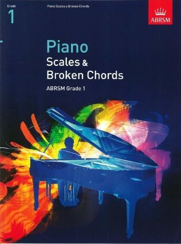 Piano Scales and Broken Chords (Abrsm Scales & Arpeggios) (- Arpeggios, Piano)