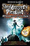 Armageddon Outta Here: The World of Skulduggery Pleasant (Skulduggery Pleasant 8.5)