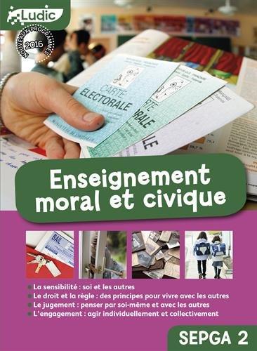 Enseignement moral et civique Collèges SEGPA 2