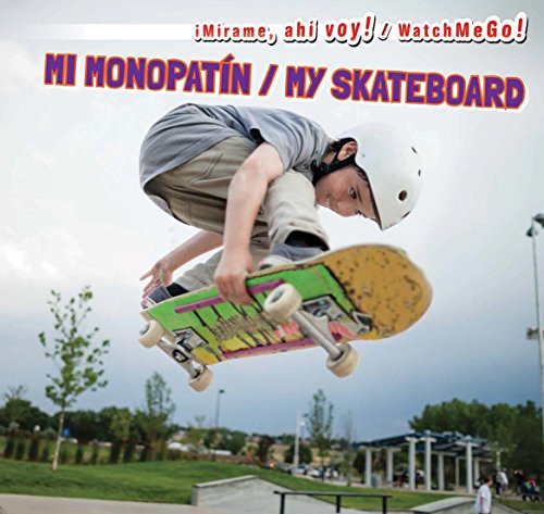 Mi Monopatin (Mirame, Ahi Voy!/Watch Me Go!) por Victor Blaine