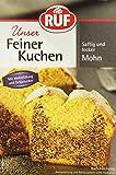 RUF Feiner Kuchen Mohn, 1 Pack ( 465 g)