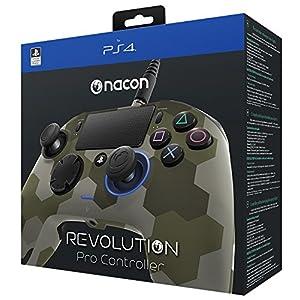 PlayStation 4 – Nacon Revolution Pro Controller, Camo Grey