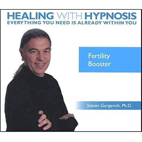 Fertility Booster by Steven Phd Gurgevich (2003-06-14)