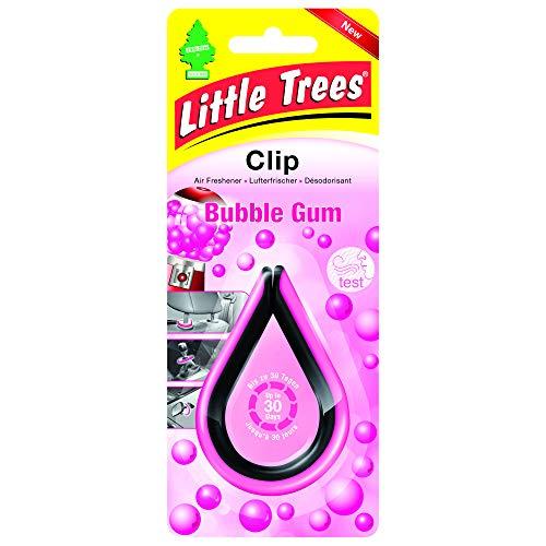 ARBRE MAGIQUE PER90538 Deodorante Clip Bubble Gum, Pink/Black