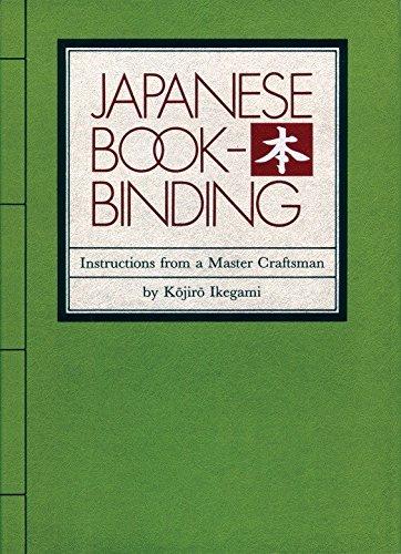 Japanese Bookbinding por Kojiro Ikegami