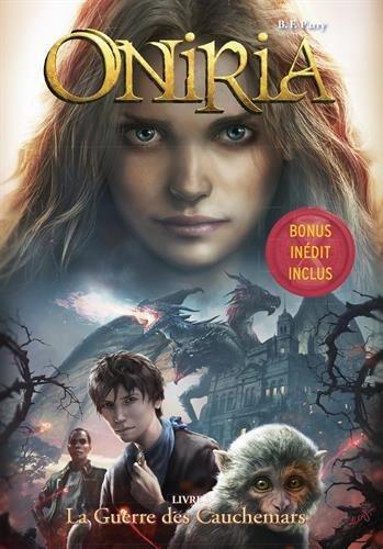 Oniria - Tome 3 - co-édition Hachette/Hildegarde