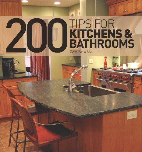 200 Tips for Kitchens and Bathrooms por Xavier Torras Isla