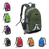 PhilMat Impermeable escuela mochila de viaje mochila deportiva jardín de infantes los mini niños del cabrito del bebé bolsa de hombro pequeña informal