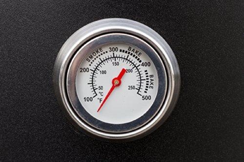 bbq raucher grill test link
