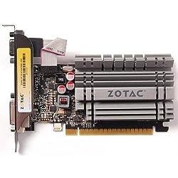 ZOTAC ZT-71113-20L GeForce GT 730 2GB 64-Bit DDR3 PCI Express 2.0 x16 (x8 Lanes) Video Card