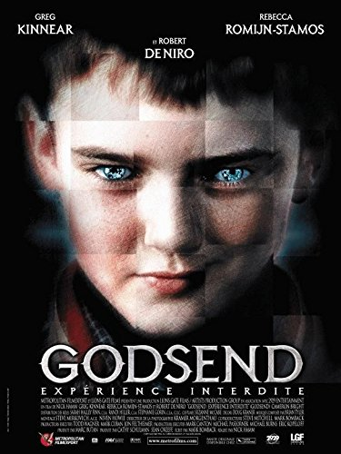 Godsend-ROBERT de niro-116x 158cm Mostra Cinema originale