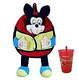 CSM Fur Bag Backpack (Multicolor, 5 L)