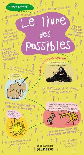 Le livre des possibles par Alain Korkos