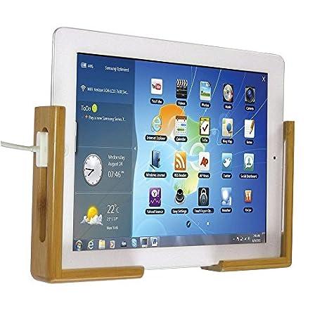Bamboo Marino soporte Tablet