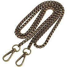 MagiDeal Sostituzione Catena Chain Del Sacchetto Di Spalla Cinghia di Borsa  a Mano Metallo d29bc1b24b2