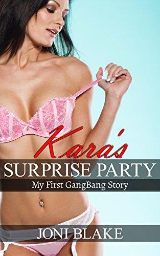 First gangbang story