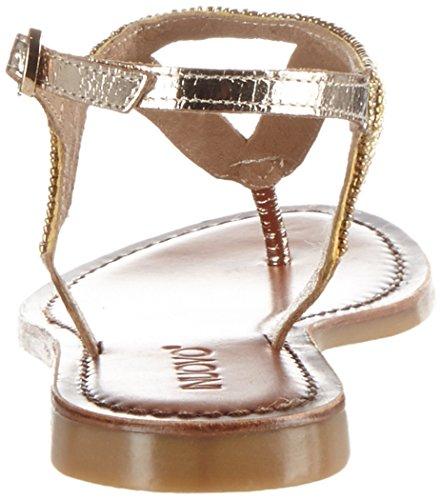 Inuovo - 7215, Infradito Donna Oro (gold)