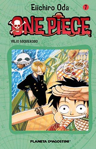One Piece nº 07: Viejo asqueroso (Manga Shonen) por Eiichiro Oda